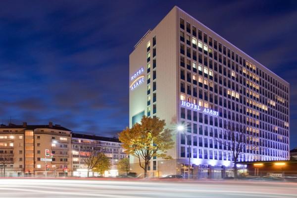 Hotel Asahi - 1 Nacht