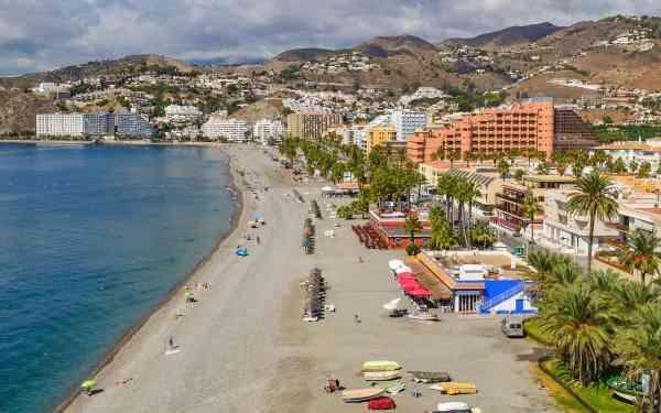 Hotel Bahia de Almunecar - Singlereise nach Andalusien