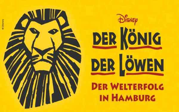 Musical - Der König der Löwen inkl. Übernachtung