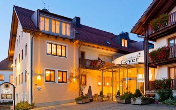 Landhotel Geyer - 4 Nächte - A2019