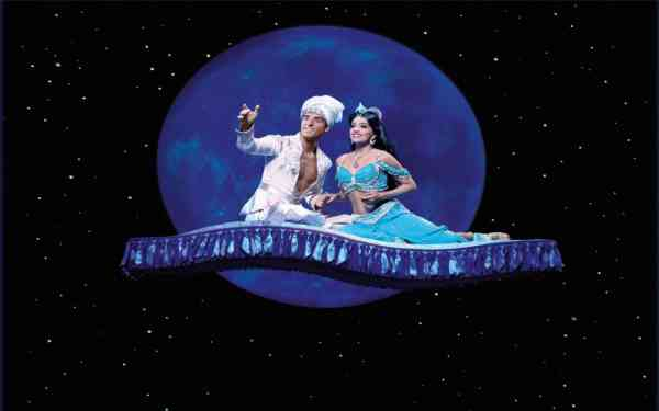 Musical - Aladdin inkl. Übernachtung