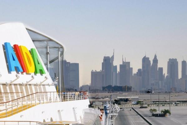 AIDAprima - Orient ab Abu Dhabi