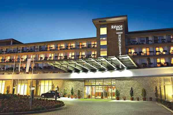 Hunguest Hotel Repce Gold - 3 Nächte