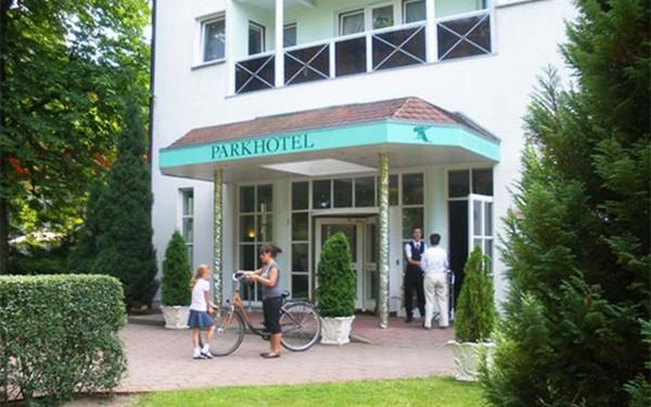 Parkhotel Klüschenberg - 5 Nächte - A2019