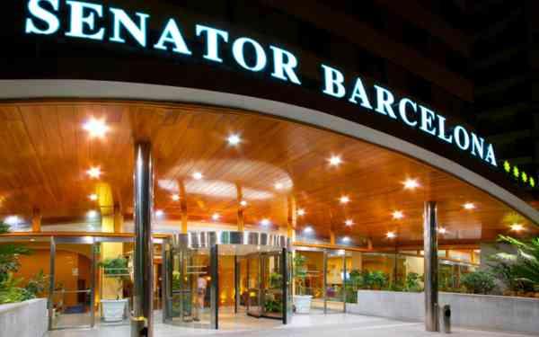 Spa Senator Barcelona - Singlereise nach Spanien