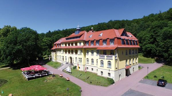 Ferien Hotel Villa Südharz, Nordhausen - 6 Nächte