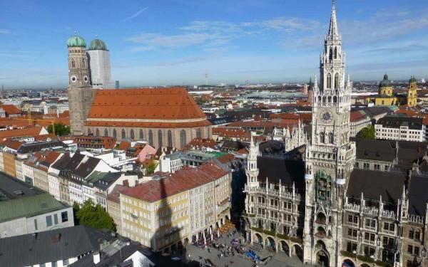 MK Hotel München City - Singlereise nach München