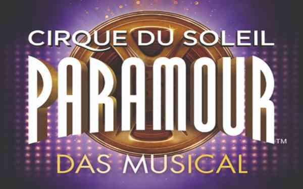 Musical - Cirque du Soleil Paramour inkl. Übernachtung
