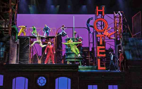 """Park Hotel Arena - Musical """"Paramour"""""""