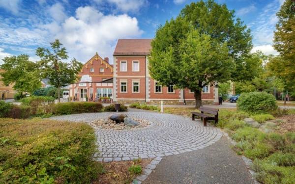 Romantisches Geniesser Hotel Dübener Heide - 4 Nächte