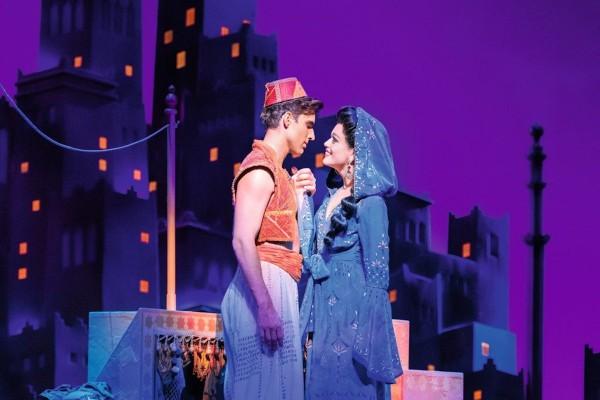 Hotel Park Consul Esslingen - Musical Aladdin