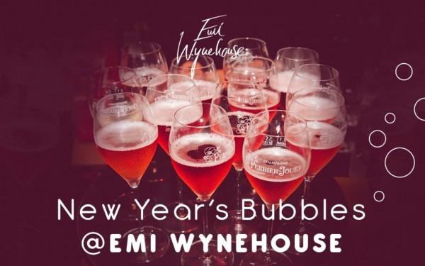 Emi Wynehouse Pop Up Bar