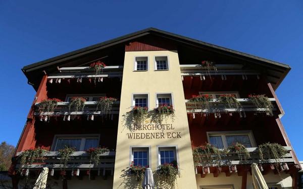 Berghotel Wiedener Eck - A2019