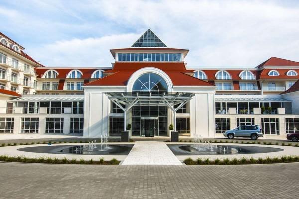 Grand Hotel Lubicz - 3 Nächte
