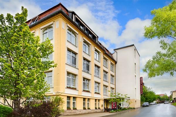 Hotel Alte Klavierfabrik Meißen - 2 Nächte