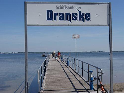 Strandhotel Dranske - 3 Nächte