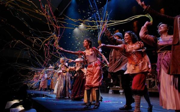 Show - Schuhbecks teatro 'Ohlala'