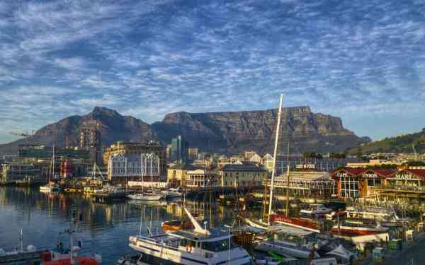Singlereise nach Südafrika