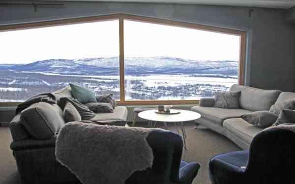 Hemavans Högfjällshotel - Single-Skireise nach Lappland